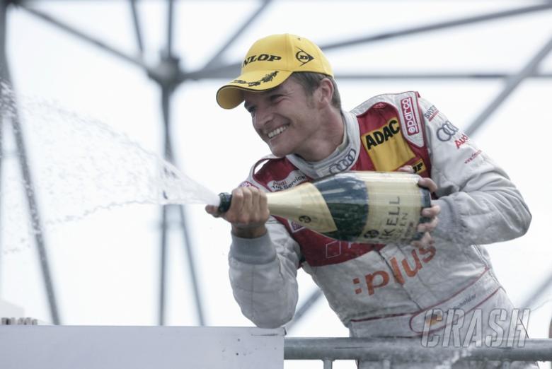 Scheider seals title with Hockenheim win.