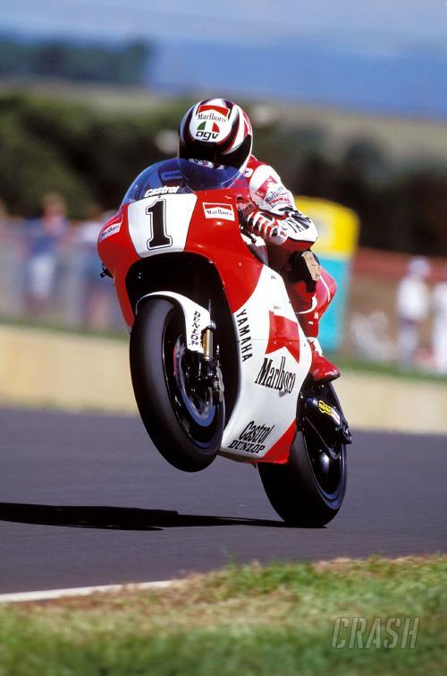 MotoGP milestones 1949-2003.