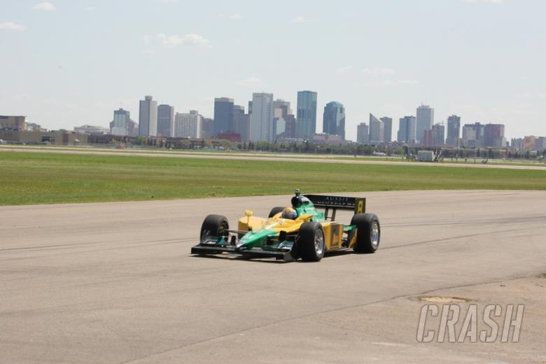 New look at Edmonton, last look at Motegi