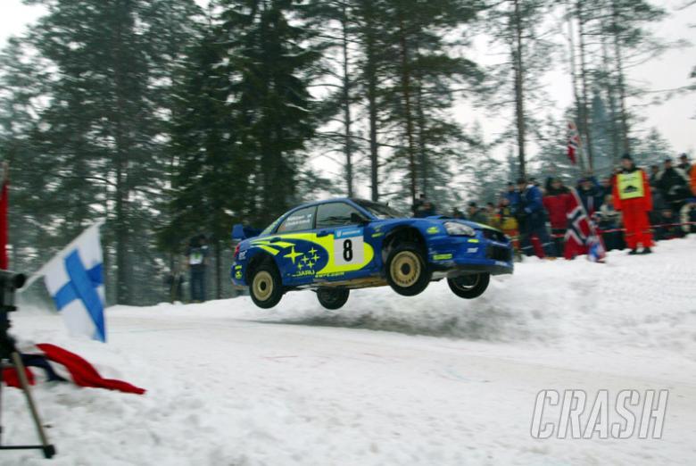 Preview: Uddeholm Swedish Rally.
