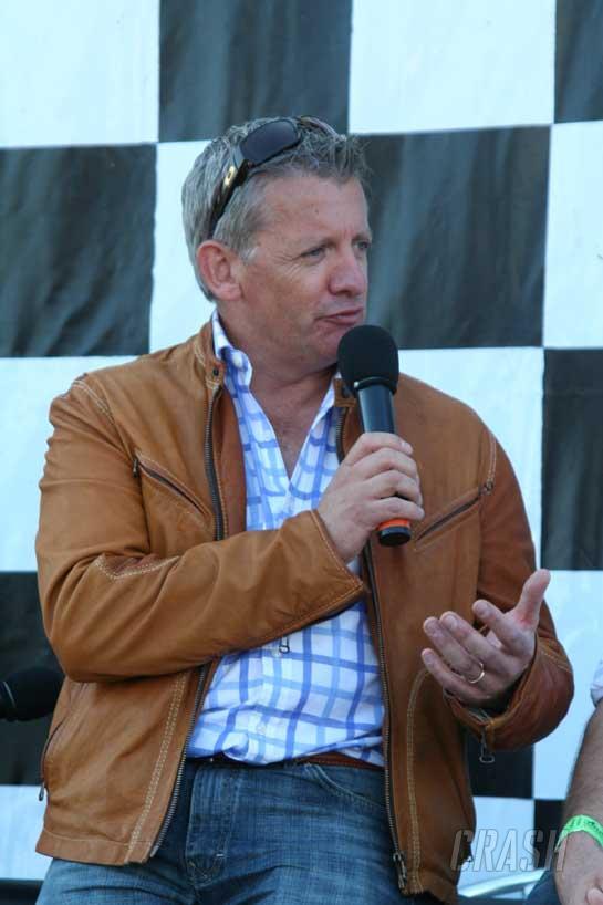 Grist: Wilks deserves WRC chance with SWRT.
