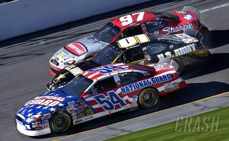 NASCAR confirms 'play-off' points chase change.