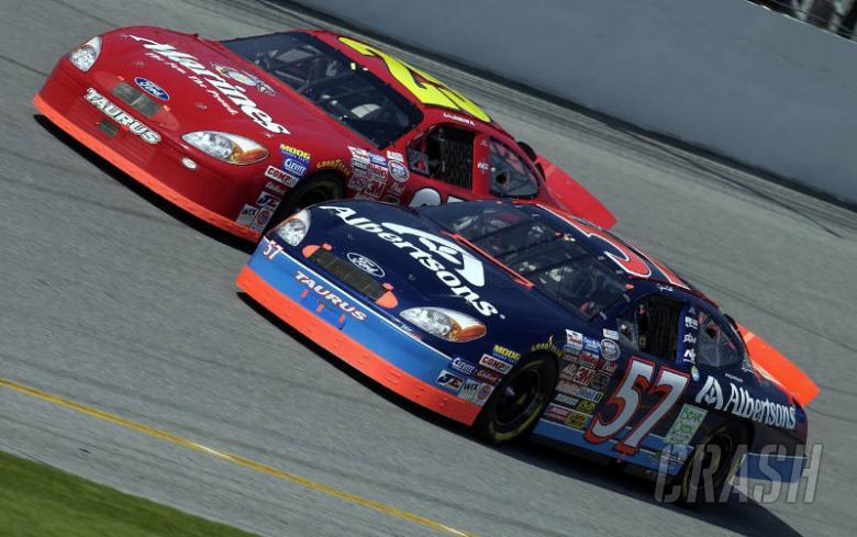 NASCAR change testing policy.