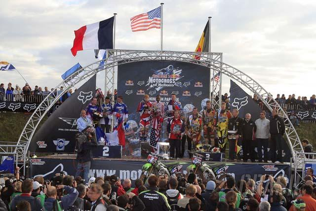 Teutschenthal to host 2013 Motocross of Nations.
