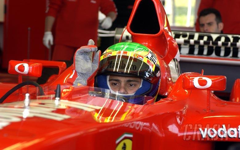 More electronic checks for Ferrari at Fiorano.