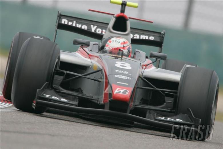Kobayashi leads Japanese charge in Dubai.