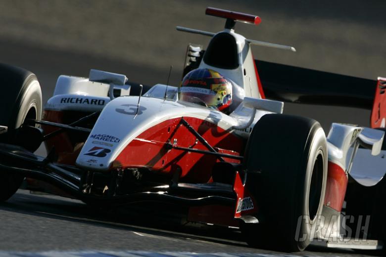 Maldonado signs for ART.