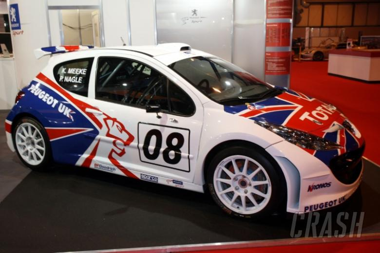 IRC: Meeke targets title after Peugeot deal.