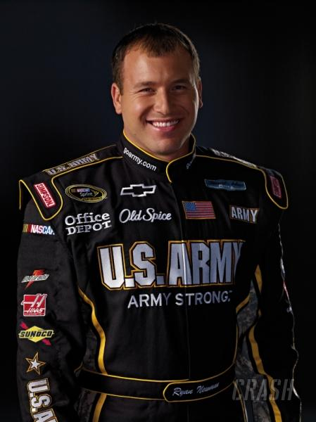 Newman takes Army sponsorship seriously.
