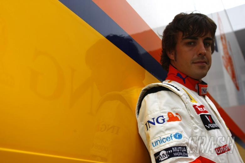 Alonso quashes Renault doubts, team replace Chevrier?