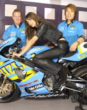 Actress Lisa excited at Suzuki role.