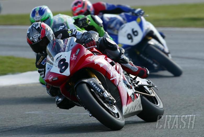 Virgin Yamaha trio eager for Silverstone start.
