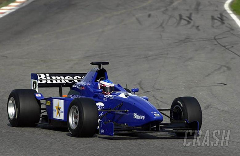 Euro F3000 opener cancelled.