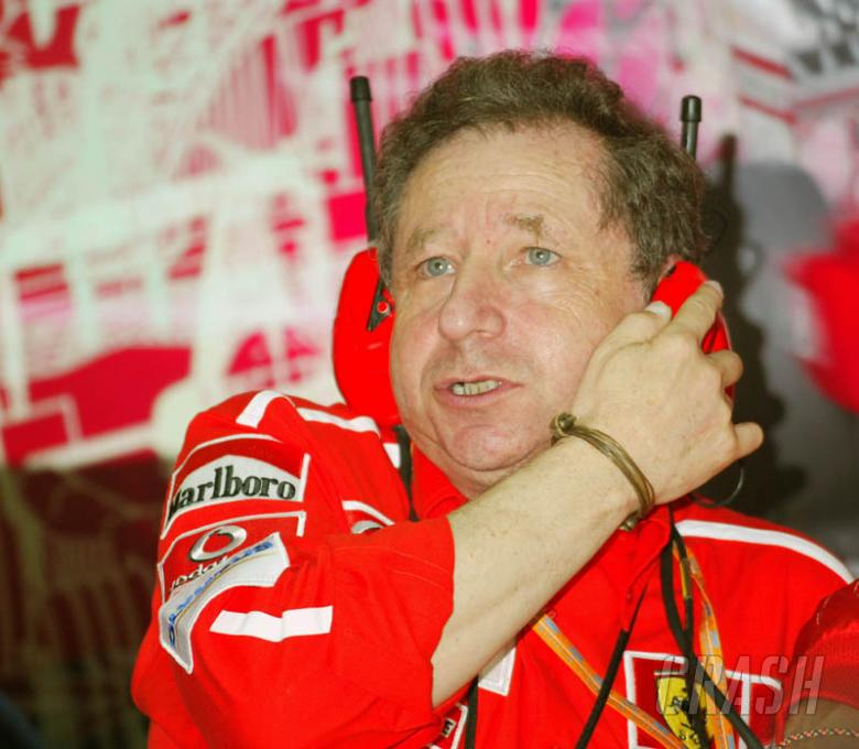 Todt: Michelin would have done the same.