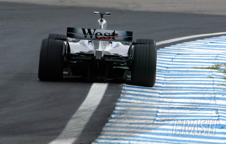 Jerez test - day three: 10 December.