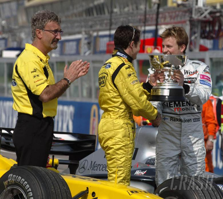 Six of the Best: Tales from the podium