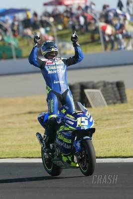 Gibernau gets Kato's bike, Kiyonari joins MotoGP.