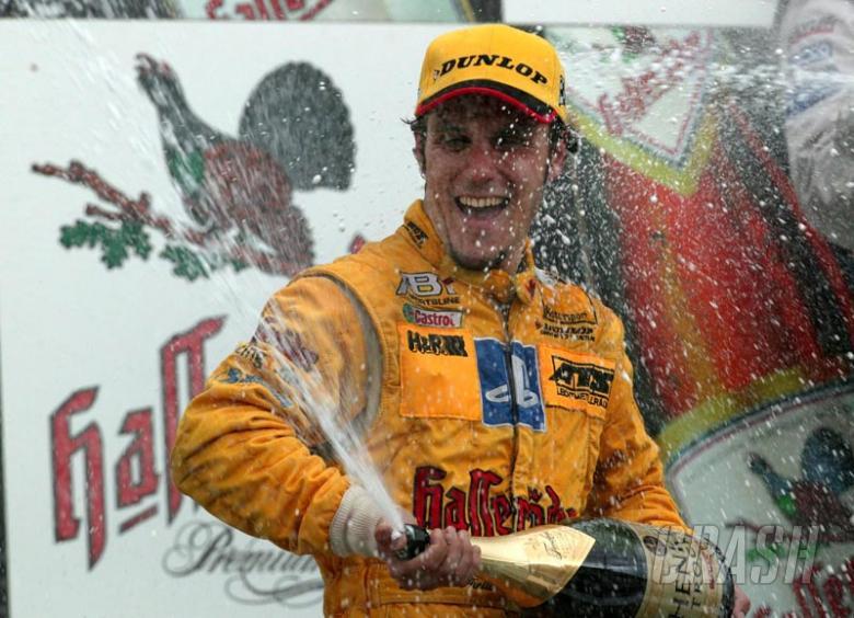 Opel confirms Aiello.