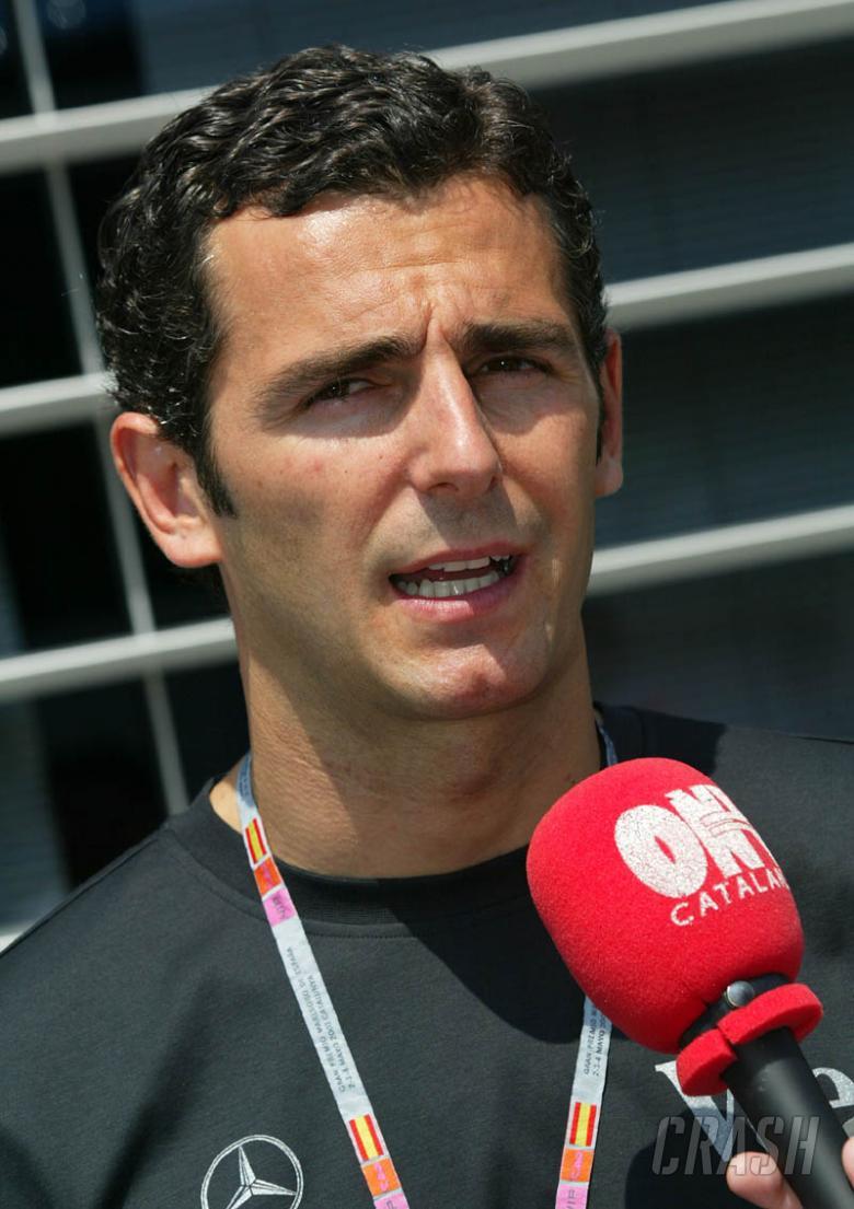 Jerez test - day four: 11 December.