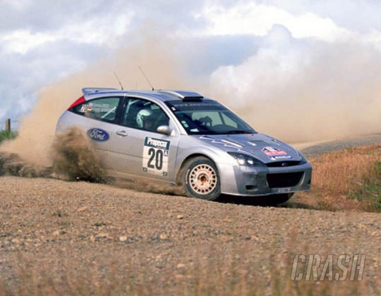 Trip into the unknown for M-Sport Ford duo.