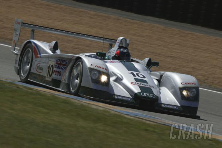 Veloqx confirms R8 for Le Mans, LMES.