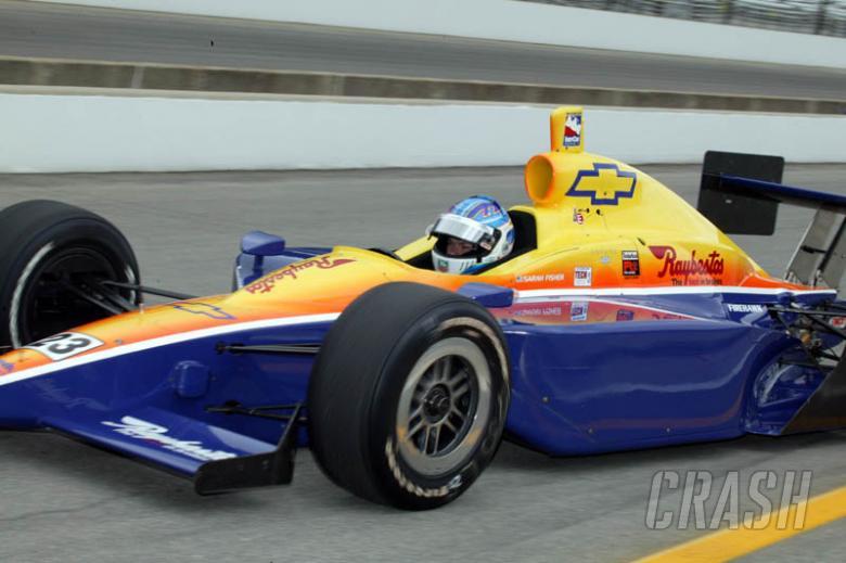 Dreyer & Reinbold 'unsure` of future plans  | IndyCar | News