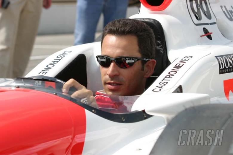 Q&A: Helio Castroneves.