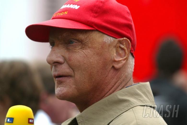 Top ten F1 drivers: Niki Lauda.