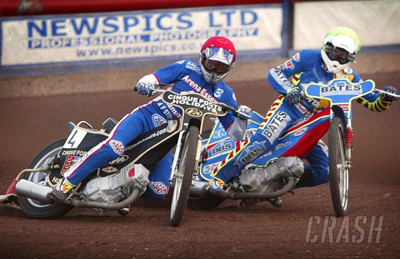 Hammers race final two meetings this week.