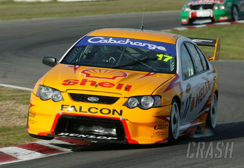 Steve Johnson's lap of Bathurst.