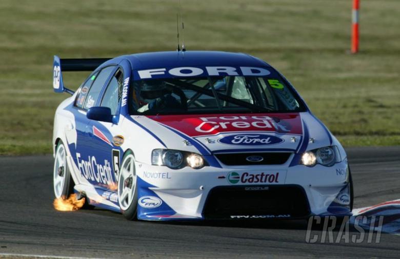 Ford Credit renews FPR sponsorship.