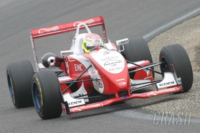 Race result: Euroseries, Zandvoort - Race 2.