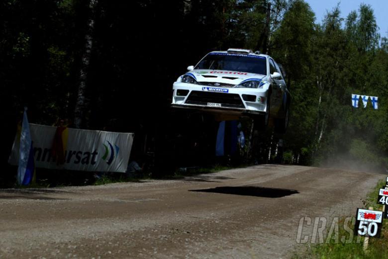 Finland organisers save Ouninpohja test.