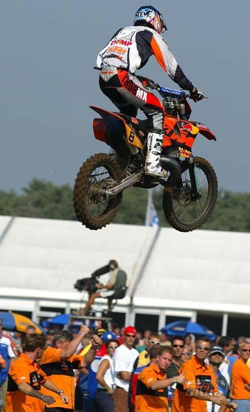 The future of Motocross...