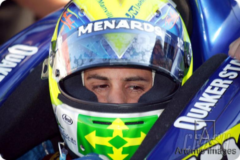 Meira lands third seat with Team Rahal.