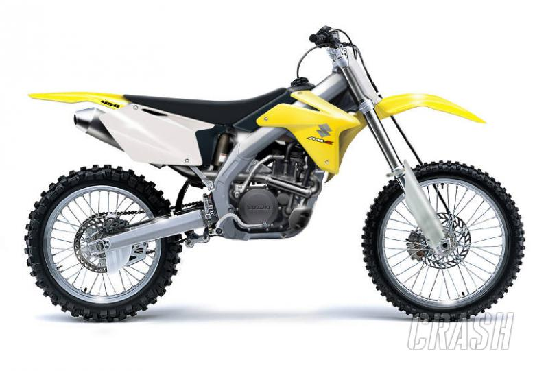RM-Z450 to make All-Japan MX debut this weekend.