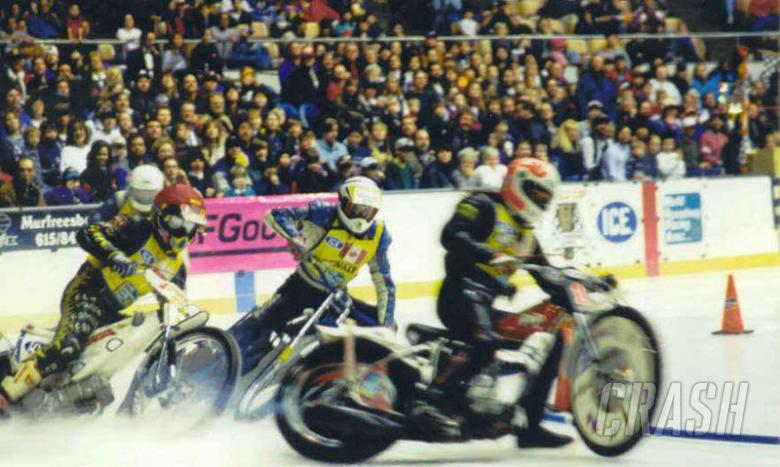 Bookings flying in for Speedway on Ice.