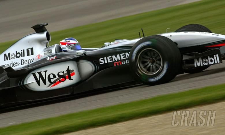 US GP - Saturday qualifying times.