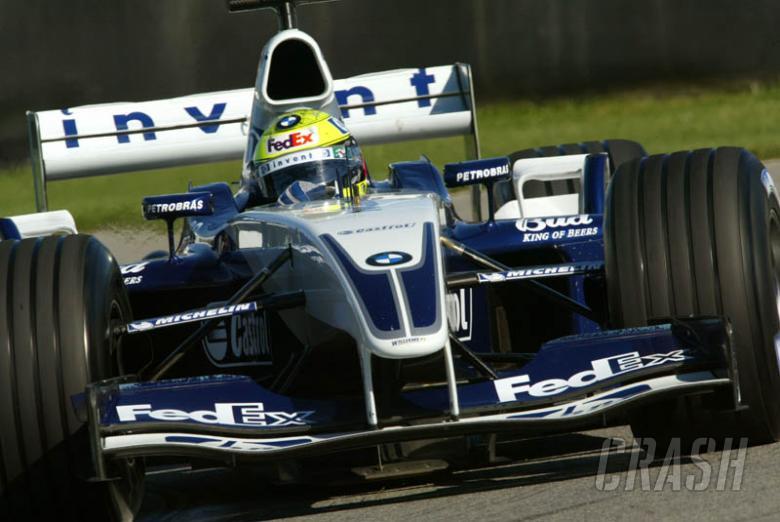 Jerez test - day one: 2 December.