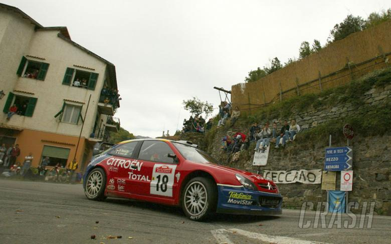 FIA reveals revised 2004 WRC calendar.