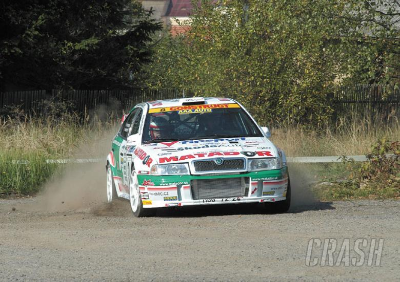 Kopecky set for second WRC outing on Rally GB.
