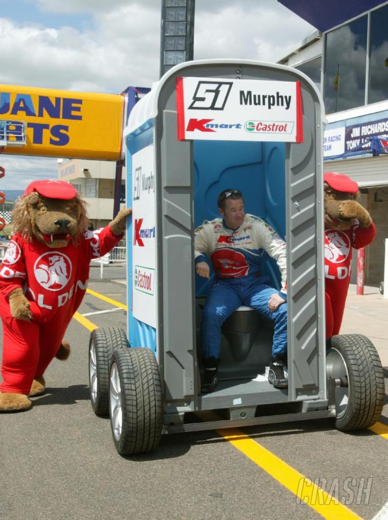 Murphy assumes Bathurst throne.
