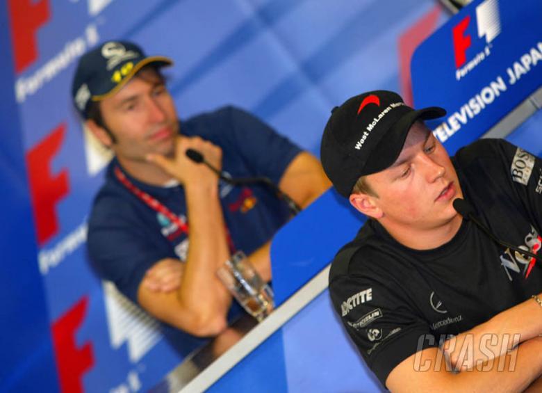 Thursday press conference - Japanese GP - Pt. 2.