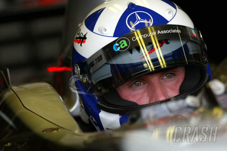 Barcelona test - day two: 3 December.