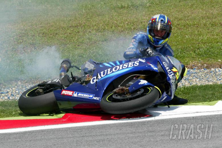 Jacque guilty of dangerous riding?