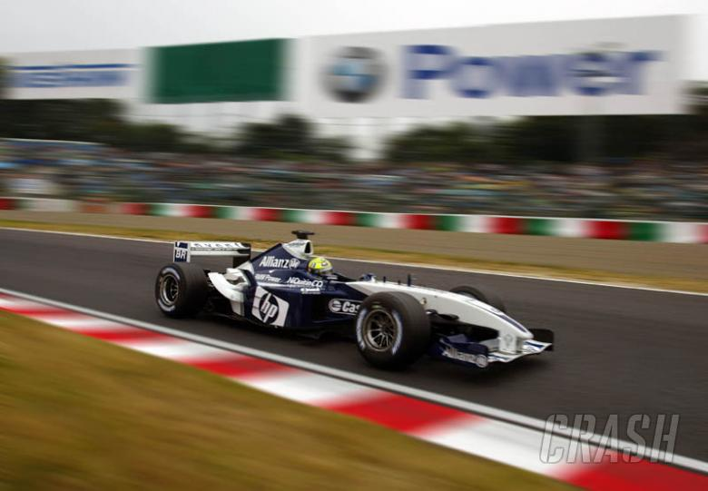 BMW-Williams expands sponsor portfolio.