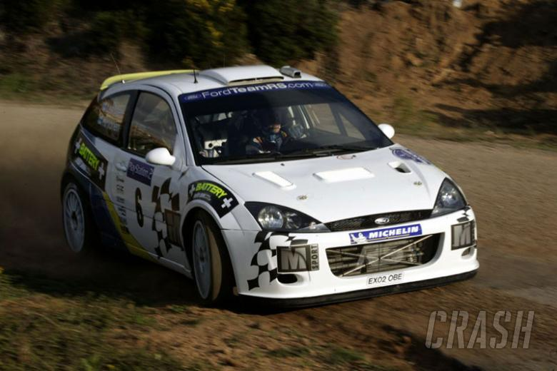 Duval second as Focus RS wins four out of six.