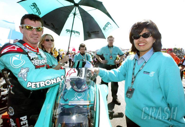 Petronas proud of debut season.