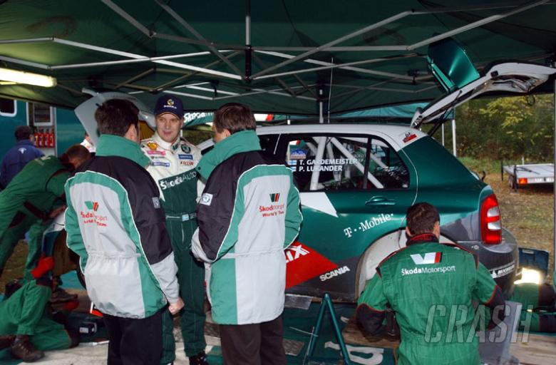 Skoda dogged by bad luck.