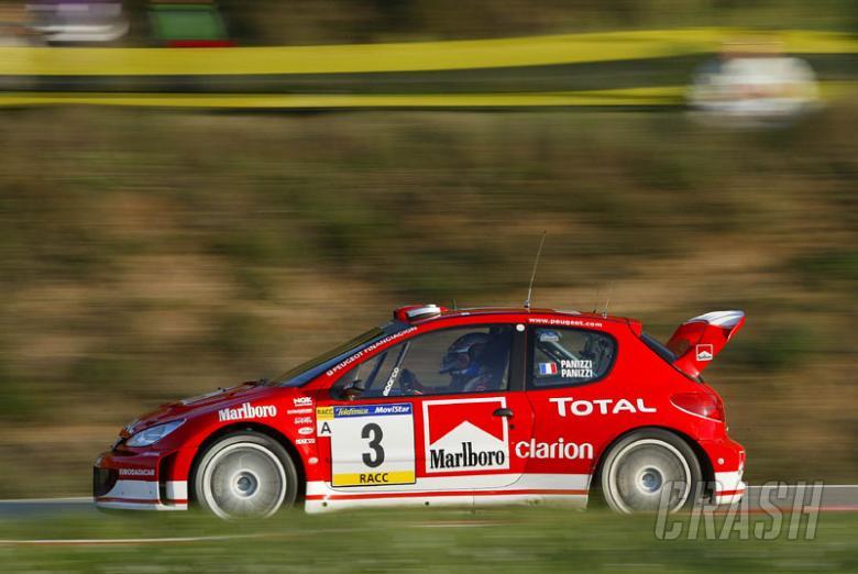 Rallye Catalunya - Costa Brava: SS22.